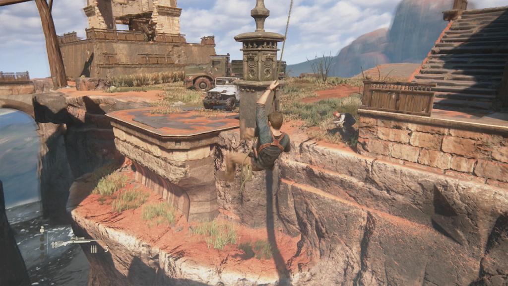 Uncharted 4 combat Screen Shot 6:17:16, 10.21 AM 3